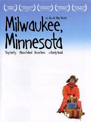 Milwaukee, Minnesota - French poster (thumbnail)