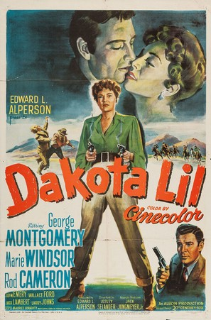Dakota Lil - Movie Poster (thumbnail)