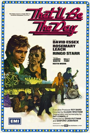 That'll Be the Day - VHS cover (thumbnail)