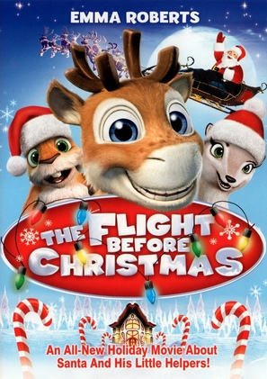 The Flight Before Christmas - Movie Cover (thumbnail)