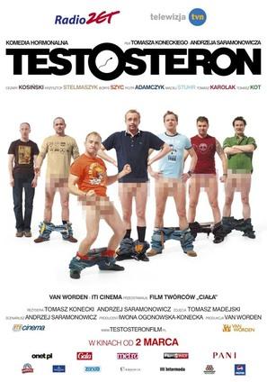 Testosteron - Polish poster (thumbnail)