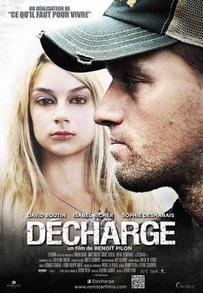 Décharge - Canadian Movie Poster (thumbnail)