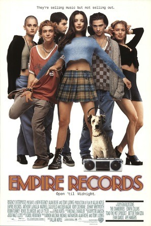 Empire Records - Movie Poster (thumbnail)