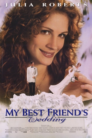 My Best Friend's Wedding - Movie Poster (thumbnail)