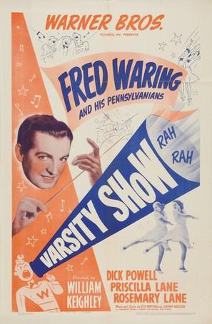Varsity Show - Movie Poster (thumbnail)
