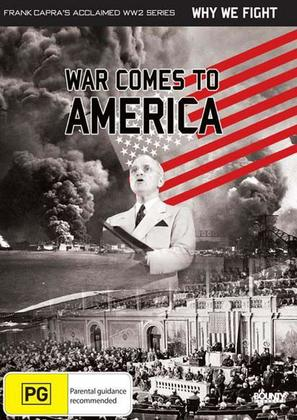 War Comes to America - Movie Cover (thumbnail)