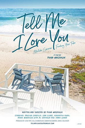 Tell Me I Love You - Movie Poster (thumbnail)