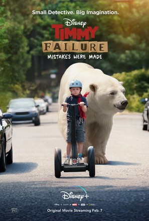 Timmy Failure: Mistakes Were Made - Movie Poster (thumbnail)