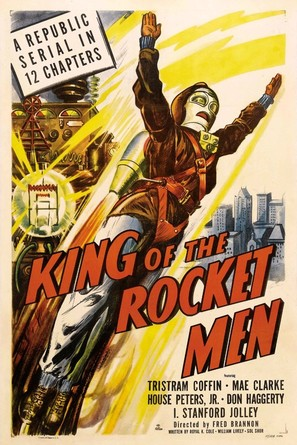 King of the Rocket Men - Movie Poster (thumbnail)