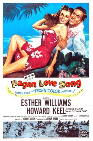 Pagan Love Song - Movie Poster (thumbnail)