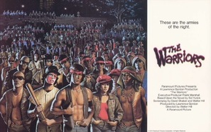The Warriors - Movie Poster (thumbnail)