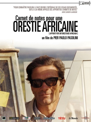 Appunti per un'Orestiade africana - French Movie Poster (thumbnail)