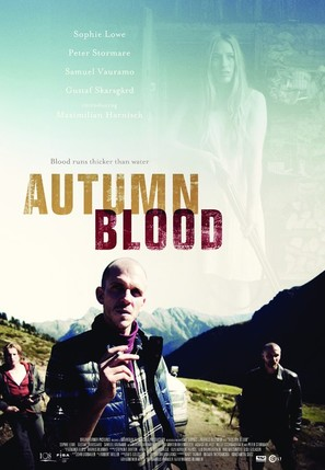 Autumn Blood - Movie Poster (thumbnail)
