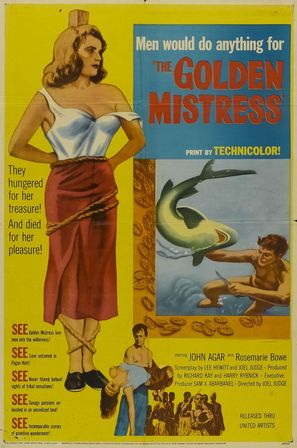 The Golden Mistress - Movie Poster (thumbnail)