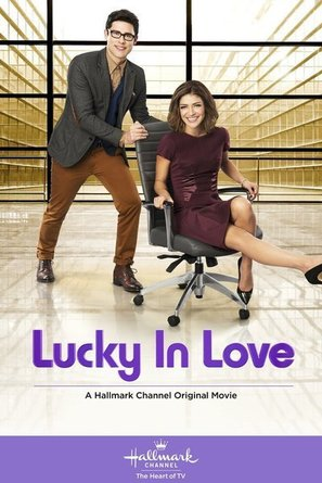 Lucky in Love - Movie Poster (thumbnail)