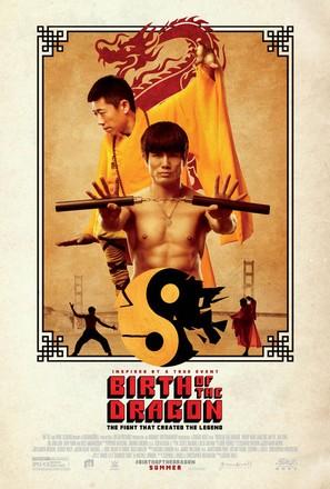 Birth of the Dragon - Movie Poster (thumbnail)