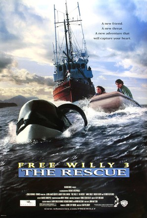 Free Willy 3: The Rescue - Movie Poster (thumbnail)