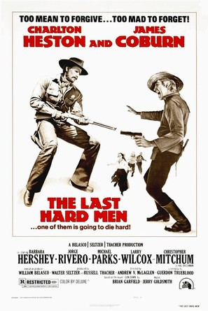 The Last Hard Men - Movie Poster (thumbnail)
