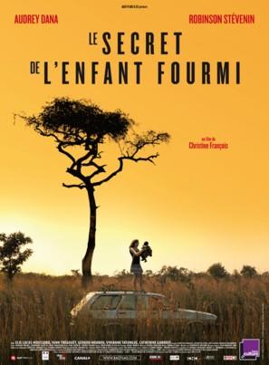 Le secret de l'enfant-fourmi - French Movie Poster (thumbnail)