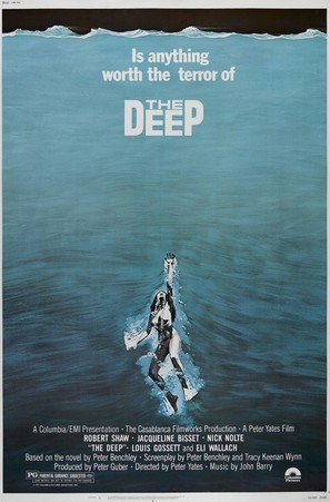 The Deep - Movie Poster (thumbnail)
