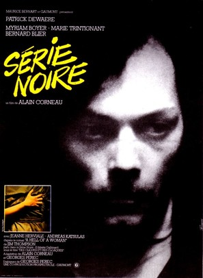 Série noire - French Movie Poster (thumbnail)