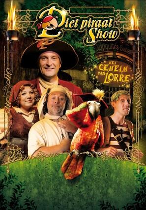 """""""Piet Piraat"""" - Belgian Movie Poster (thumbnail)"""