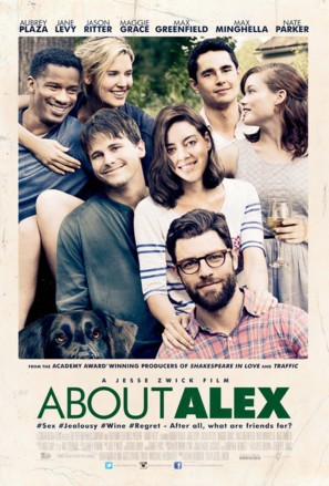 About Alex - Movie Poster (thumbnail)