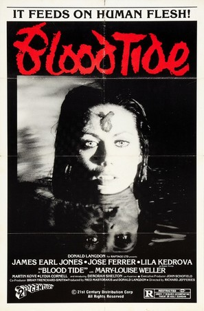 Blood Tide - Movie Poster (thumbnail)