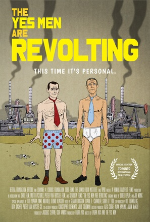 The Yes Men Are Revolting - Movie Poster (thumbnail)