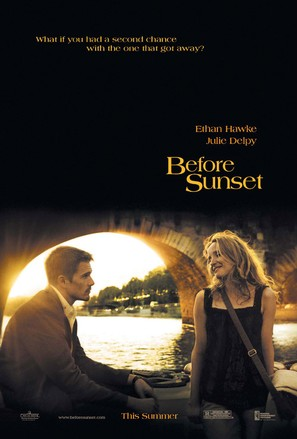 Before Sunset - Movie Poster (thumbnail)