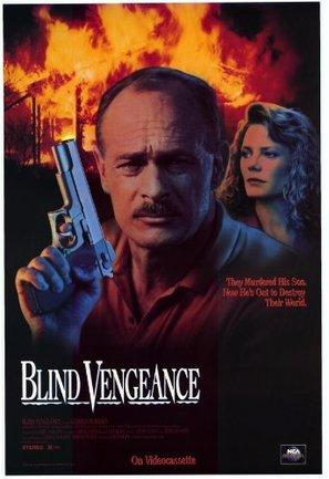 Blind Vengeance - Movie Poster (thumbnail)