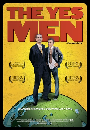 The Yes Men - Movie Poster (thumbnail)