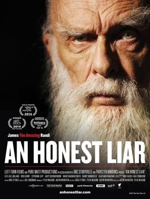 An Honest Liar - Movie Poster (thumbnail)