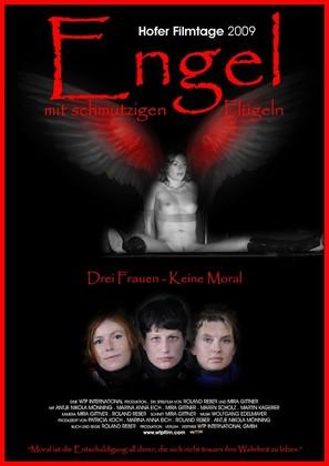 Engel mit schmutzigen Flügeln - German Movie Poster (thumbnail)