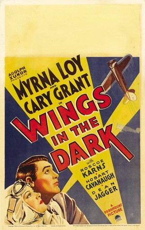 Wings in the Dark - Movie Poster (thumbnail)