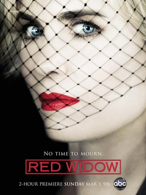 """""""Red Widow"""" - Movie Poster (thumbnail)"""