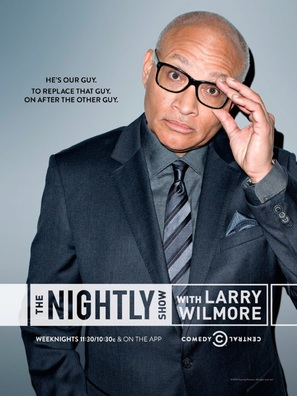 """""""The Nightly Show with Larry Wilmore"""" - Movie Poster (thumbnail)"""