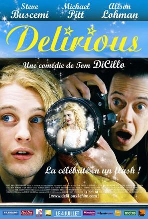 Delirious - French Movie Poster (thumbnail)
