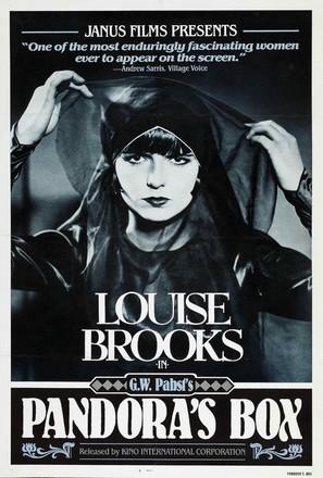 Die Büchse der Pandora - Re-release movie poster (thumbnail)