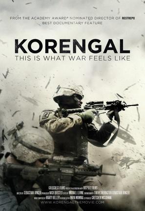 Korengal - Movie Poster (thumbnail)
