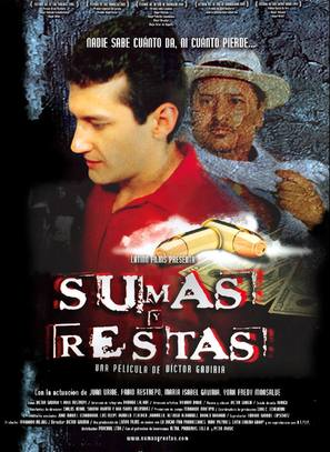 Sumas y restas - Colombian Movie Poster (thumbnail)
