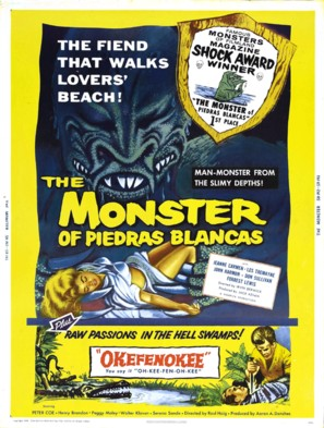 Okefenokee - Combo poster (thumbnail)