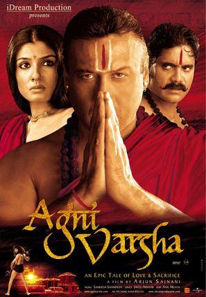 Agni Varsha - Indian Movie Poster (thumbnail)