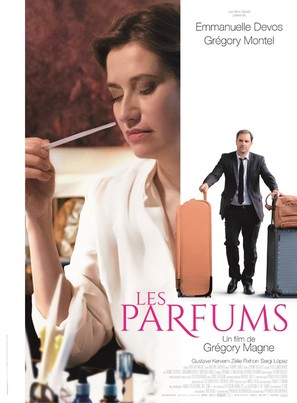 Les parfums - French Movie Poster (thumbnail)
