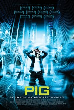 Pig - Movie Poster (thumbnail)