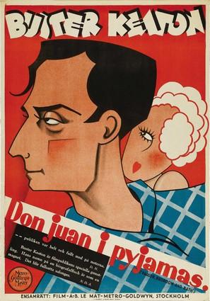 Parlor, Bedroom and Bath - Swedish Movie Poster (thumbnail)