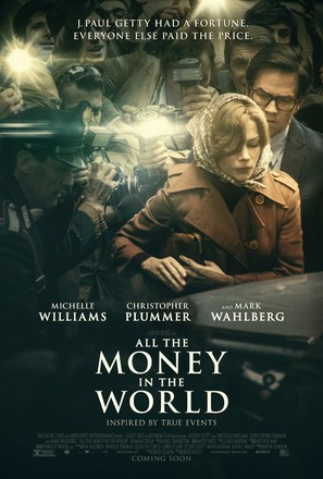 All the Money in the World - Movie Poster (thumbnail)