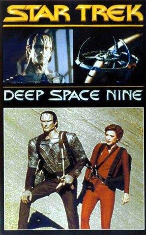 """Star Trek: Deep Space Nine"" - VHS movie cover (thumbnail)"