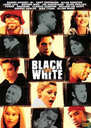 Black And White - DVD movie cover (thumbnail)