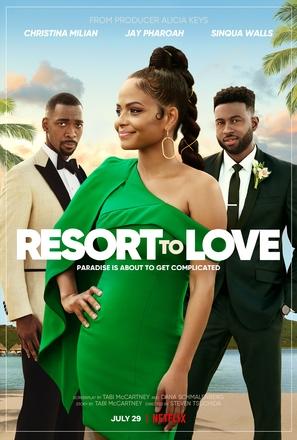 Resort to Love - Movie Poster (thumbnail)